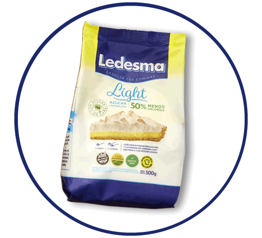Galletitas de avena Azúcar Ledesma LIGHT